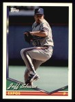 1994 Topps #469  Jeff Shaw  Front Thumbnail