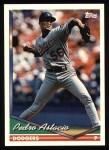 1994 Topps #431  Pedro Astacio  Front Thumbnail