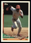 1994 Topps #457  Roberto Kelly  Front Thumbnail