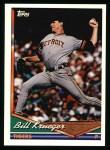 1994 Topps #552  Bill Krueger  Front Thumbnail