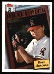 1994 Topps #760  Ryan Hancock  Front Thumbnail