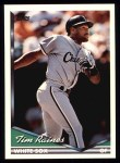 1994 Topps #243  Tim Raines  Front Thumbnail