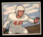 1950 Bowman #104  Dick Hensley  Front Thumbnail