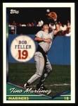 1994 Topps #693  Tino Martinez  Front Thumbnail