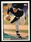 1994 Topps #229  Lance Painter  Front Thumbnail