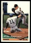 1994 Topps #487  Mike Benjamin  Front Thumbnail