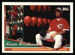 1994 Topps #41  Kevin Wickander  Front Thumbnail