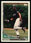 1994 Topps #106  Daryl Boston  Front Thumbnail