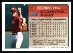 1994 Topps #328  Donn Pall  Back Thumbnail