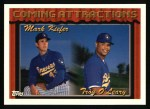 1994 Topps #770  Mark Kiefer  /  Troy O'Leary  Front Thumbnail