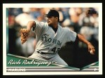 1994 Topps #312  Rich Rodriguez  Front Thumbnail