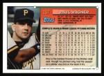 1994 Topps #157  Paul Wagner  Back Thumbnail