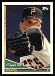 1994 Topps #157  Paul Wagner  Front Thumbnail
