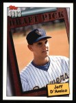 1994 Topps #759  Jeff D'Amico  Front Thumbnail