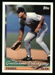 1994 Topps #556  Guillermo Velasquez  Front Thumbnail