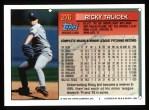 1994 Topps #276  Ricky Trlicek  Back Thumbnail