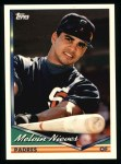 1994 Topps #307  Melvin Nieves  Front Thumbnail