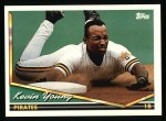 1994 Topps #622  Kevin Young  Front Thumbnail