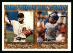 1994 Topps #385   -  Roberto Alomar  /  Robby Thompson All-Star Front Thumbnail