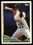 1994 Topps #253  Blas Minor  Front Thumbnail