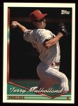 1994 Topps #170  Terry Mulholland  Front Thumbnail