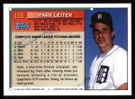 1994 Topps #133  Mark Leiter  Back Thumbnail