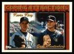 1994 Topps #774  Kevin King / Erik Plantenberg  Front Thumbnail