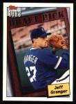 1994 Topps #204  Jeff Granger  Front Thumbnail