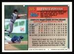 1994 Topps #285  Travis Fryman  Back Thumbnail