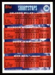 1994 Topps #158  Derek Jeter  Back Thumbnail