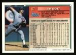 1994 Topps #87  Jim Gott  Back Thumbnail