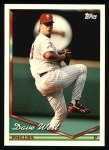 1994 Topps #266  Dave West  Front Thumbnail