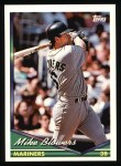 1994 Topps #717  Mike Blowers  Front Thumbnail