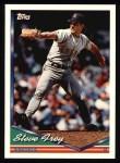 1994 Topps #503  Steve Frey  Front Thumbnail