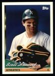 1994 Topps #226  Scott Hemond  Front Thumbnail