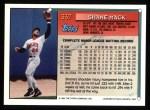 1994 Topps #337  Shane Mack  Back Thumbnail