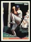 1994 Topps #373  Tim Scott  Front Thumbnail