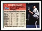 1994 Topps #24  Jeff Nelson  Back Thumbnail