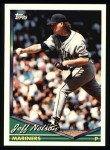 1994 Topps #24  Jeff Nelson  Front Thumbnail
