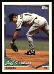 1994 Topps #544  Jeff Gardner  Front Thumbnail