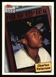 1994 Topps #207  Charles Peterson  Front Thumbnail