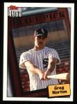 1994 Topps #758  Greg Norton  Front Thumbnail