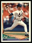 1994 Topps #37  Jeff Innis  Front Thumbnail