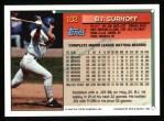 1994 Topps #102  B.J. Surhoff  Back Thumbnail