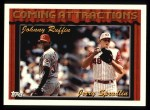 1994 Topps #779  Jerry Spradlin /  Johnny Ruffin  Front Thumbnail
