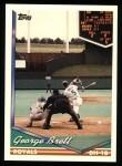 1994 Topps #180  George Brett  Front Thumbnail
