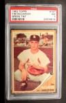 1962 Topps #167 GRN Tim McCarver  Front Thumbnail