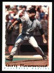 1995 Topps #18  Chris Hammond  Front Thumbnail