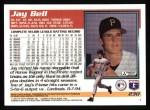 1995 Topps #230  Jay Bell  Back Thumbnail