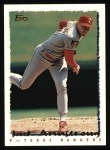 1995 Topps #222  Jack Armstrong  Front Thumbnail